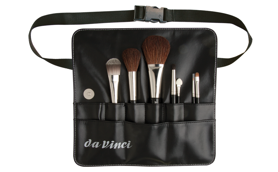 Series 48309 Assortment Cosmetic Brushes Www Davinci